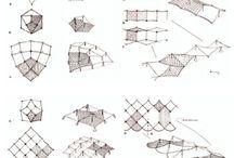 STUDIUL FORMEI / Colectie de imagini cu piese de arhitectura construite/ neconstruite, schite/machete conceptuale, etc