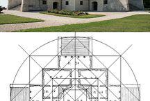 architektura - palladianism, etc / palladianismus