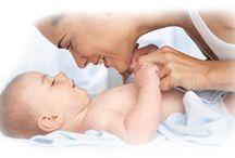 Cosmetice bebe / Produse bio pentru ingrijirea pielii bebelusilor si copiilor