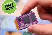DIY : IoT Devs & Makers / Onion IoT, Raspberry Pi, Arduino  Software & Hardware