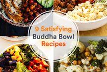 VEGAN - Buddha Bowls