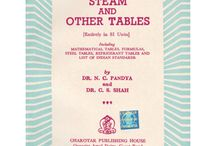 LOGARITHMS, STEAM AND OTHER TABLES