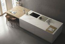 les cuisines-kitchen / cuisines tendances-design-cosy-originales
