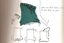 recyclage vêtements
