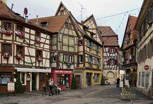 Colmar, Francia / Qué ver y hacer en Colmar, guía turística completa de la villa alsaciana. http://bit.ly/1P5m5VH