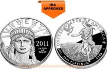 IRA Approved Platinum Coins
