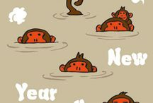 NEW YEAR CARDS ETO ALL