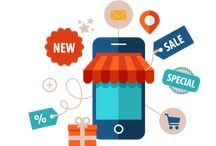 Create online store / E-commerce has been rising and becoming more lucrative every year. More of the businesses are taking their stores online to get in touch with a bigger audience. So start  your online store today!!