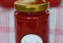 Marmelade selbst gemacht.