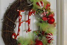Christmas  / by Tiffany Pickering