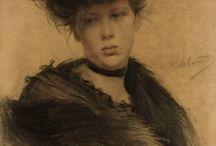 1880s beauty