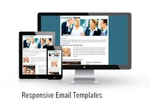 PSD to Responsive Email Template / PSD to Responsive Email Template: HTMLPanda - Get the services for PSD to Responsive Email template conversion from one of the best company in your budget with 100% satisfaction guarantee. / by HTMLPanda