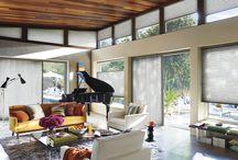 Honeycomb Window Decor
