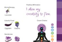 Chakras & Color Therapy