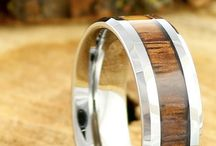 Handcrafted Wood Rings / Mens and womens wood wedding rings. All of Northern Royal wood rings are 100% waterproof and durable. We offer tungsten wood rings, ceramic wood rings and titataium wood rings.