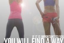 Motivation! / by Jenny Johnson