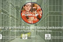 Used Forklifts Florida