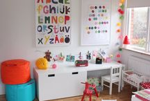 playroom ideas / by Jennifer Bell