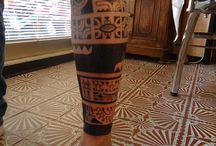 Maori canela