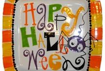 Harrowing Halloween Ideas / Halloween pottery