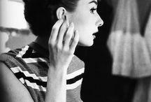 Audrey Hepburn / Audrey. Always Audrey.