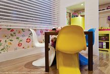 Rodapés / O rodapé foi alçado ao status de acessório de decoração que traz personalidade aos ambientes. A moda é usar rodapés altos brancos, a partir de 15 cm de altura