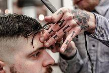 Thy Barber frank rimer
