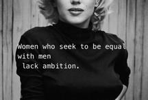 Marilyn / by Kimberly McDonald