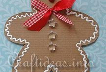 Children's Christmas craft and baking ideas