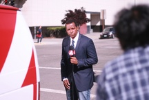 News Reporting / KRON 4 reporters out in the field covering the news.