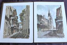 Vintage Art Prints