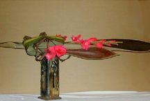 Horizontal Floral Design