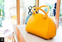 Colourful and Dynamic / You like colour in your life and you're not afraid to show it. You love colourful bags, clothes and accessoiries.