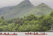 Lake District / Sites in the Lake District. Perfect for hiking trips.