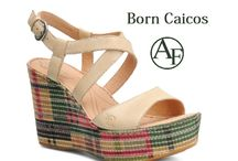 Wedges  / Flatform sandals and wedges add height and comfort. Plus our favorite wedge salads! / by Addington Falls