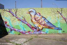 Sweet murals / by Fake Fake