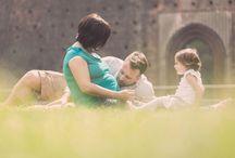 Aspettando Matteo / Lara, Federico e la piccola Sofia trascorrono un pomeriggio insieme al Castello Sforzesco di Milano,  tra le mura storiche e il parco.