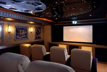 COOLEST Home Movie Theatres