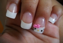 Cute Nails / by Lannie Malone