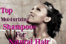 Natural Hair - Cleansing, Conditioning & Styling / You need the ins and outs, the how to, and the why. We've got you covered so you know exactly how to care for your natural and transitioning tresses!