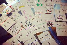 Giochi con la carta matematica