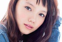 Actress 宮崎あおい