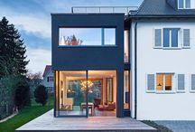Haus erweitern