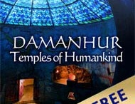 Temples of Humankind at Damanhur / Dedicated to the divine nature of humanity, the Temples of Humankind is a three dimensional book which recounts the history of Humanity across multiple planes of existence. The Temples is more than a work of art -- it is a path of reawakening the Divine Spark, each Hall is a living conduit connecting all the energies of Humanity traveling via the Synchronic Lines.
