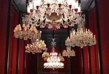 Baccarat / Crystal art objects accessories