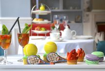 Wimbledon Afternoon Tea Offers / AfternoonTea.co.uk - The UK's most popular website for finding the perfect Afternoon Tea venue, with free online booking and instant confirmation by text and email.