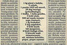Przepisy kulinarne - pieczenie