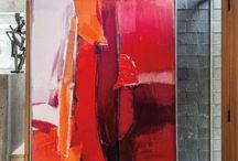 Abstraktní malby