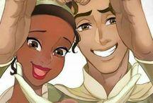 Disney Tiana