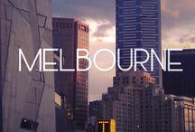 Melbourne / Melbourne, deuxième ville d'Australie, ville la plus agréable à vivre au monde...